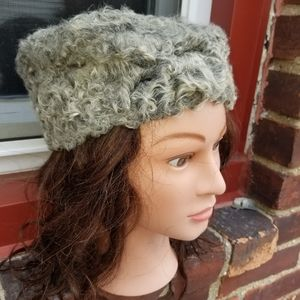 Awesome Persian lamb vintage hat